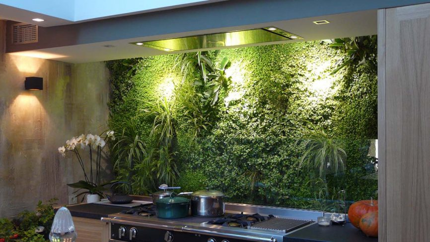 Green wall_mur vegetal