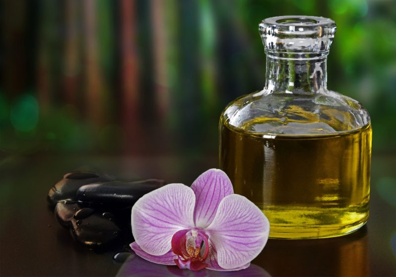 aromatherapie essence oil