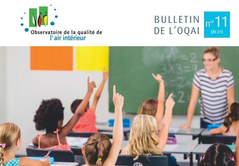 OQAI_Air intérieur dans les écoles françaises